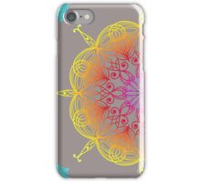 Colorful Mandala iPhone Case/Skin