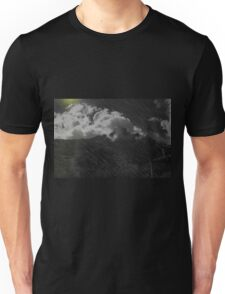 Stormy Weather At Lago De Busa Unisex T-Shirt