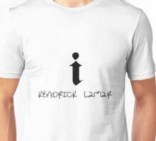 i kendrick Lamar Unisex T-Shirt