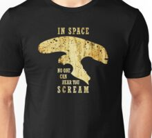 Alien scream Unisex T-Shirt