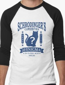 Schrodinger's Cat - Quantum Mechanics Paradox Geek T-Shirt