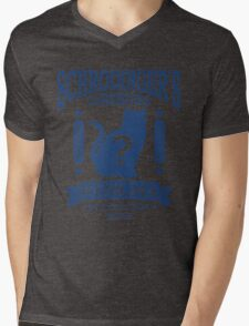 Schrodinger's Cat - Quantum Mechanics Paradox Geek Mens V-Neck T-Shirt