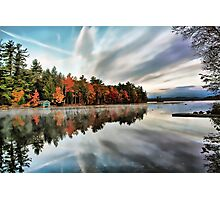 Highland Lake - Bridgton, Maine Photographic Print