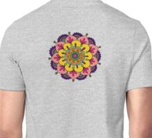 mandala colors Unisex T-Shirt