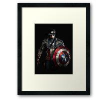 Cap? Framed Print