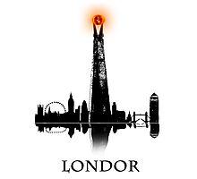 LONDOR - T Shirt Photographic Print
