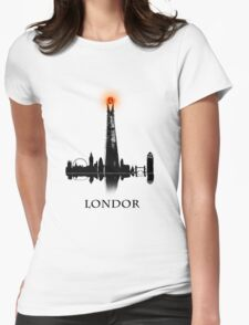 LONDOR - T Shirt Womens Fitted T-Shirt