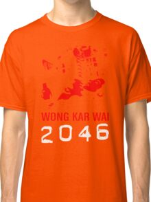 2046 -WONG KAR WAI- Classic T-Shirt