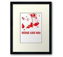 2046 -WONG KAR WAI- Framed Print