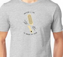 Hair Brush Unisex T-Shirt