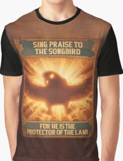 BioShock Infinite – Sing Praise to the Songbird Poster Graphic T-Shirt
