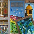 Madeira Doors by Jan Emery
