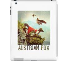 Austrian Fox iPad Case/Skin