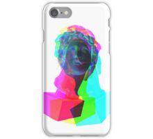 Floral Shoppe Nega Vaporwave iPhone Case/Skin