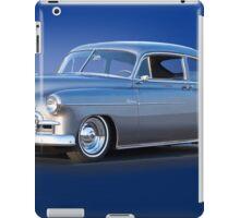 1950 Chevrolet Fleetline Deluxe Sedan iPad Case/Skin