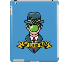 The son of man  iPad Case/Skin