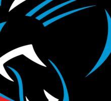 Carolina Panthers Thundercats Sticker