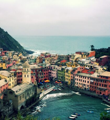 Vernazza Sticker