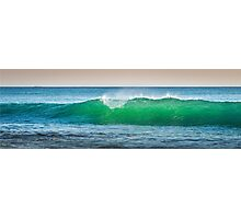 Indian ocean wave Photographic Print