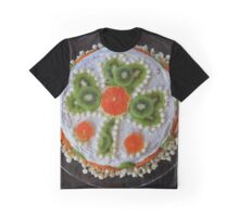 Shamrock Cake Graphic T-Shirt