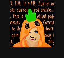 Hannah Hart Carrot Onesie Lyrics :) Unisex T-Shirt