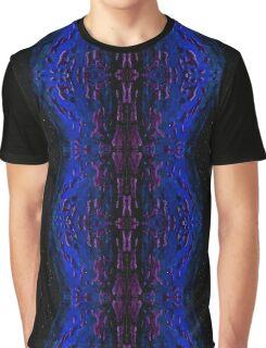 Nebula Spine Graphic T-Shirt