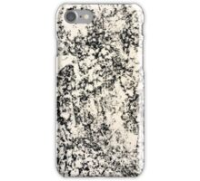 Untitled (black) iPhone Case/Skin