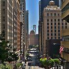 San Francisco Street by Barbara Morrison
