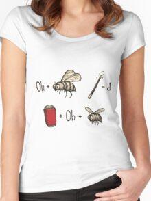 Obi Wan Kenobi Women's Fitted Scoop T-Shirt