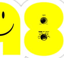1988 Sticker