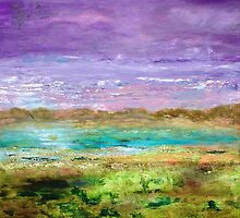 Landscape abstracted by AnsDuin