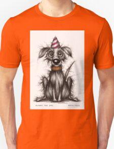 Rupert the dog Unisex T-Shirt