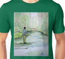 The Fisherman Unisex T-Shirt