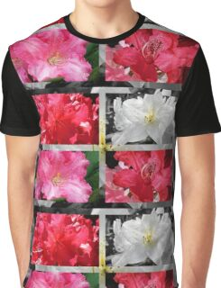 Love Rhododendrons Graphic T-Shirt