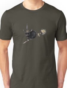 Flight of the Witch Bunnies Unisex T-Shirt