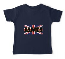 James (UK) Baby Tee