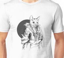 Victorian Cat Unisex T-Shirt
