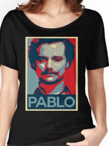 Narcos Pablo Escobar  Women's Relaxed Fit T-Shirt