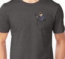 Mob Pocket. Unisex T-Shirt