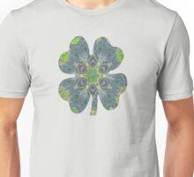 Quadrifoglio (four-leaf clover)  Unisex T-Shirt