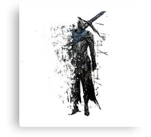 Artorias The Abyss Walker Canvas Print