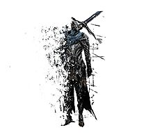 Artorias The Abyss Walker Photographic Print