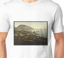 Gursuff Road - the Crimea Russia - 1890 Unisex T-Shirt