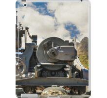 An old cannon iPad Case/Skin
