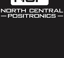 North Central Positronics - White by cpotter