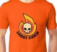 ghost rider skull Unisex T-Shirt