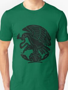 Mexico City Emblem Unisex T-Shirt