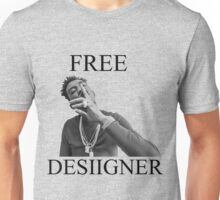 Free Desiigner Unisex T-Shirt