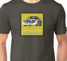 Audi Quattro E2  Unisex T-Shirt