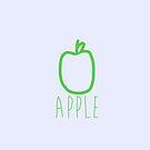 Apple. by godtomanydevils